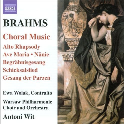 Brahms: Choral Music [CD]