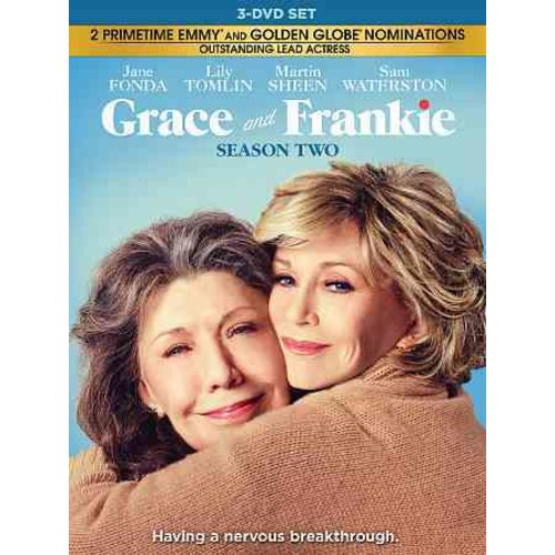 Grace And Frankie: Season 2