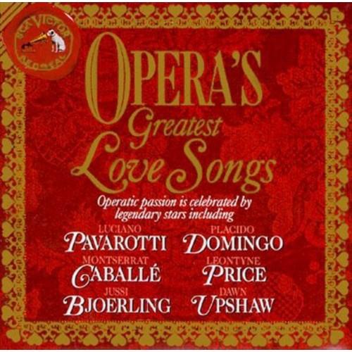 Opera's Greatest Love Songs