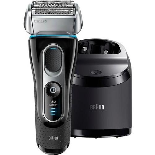 Braun - Series 5 Electric Shaver - Black