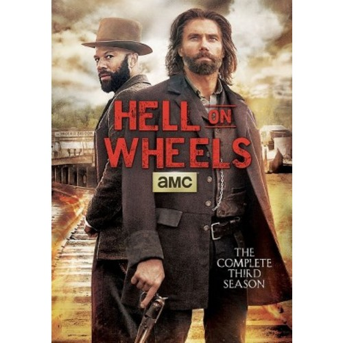 Hell on Wheels: The Complete Third Season (3 Discs)