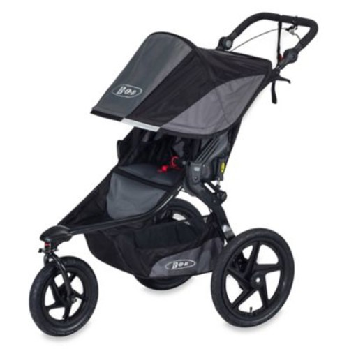 BOB Revolution PRO Single Stroller in Black