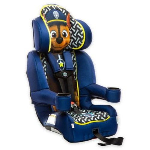 KidsEmbrace Paw Patrol Chase Combination Booster Car Seat in Green