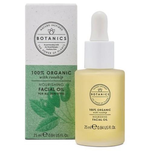 Botanics Organic Facial Oil - .84oz