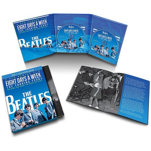 The Beatles Eight Days A Week: The Touring Years (DVD)