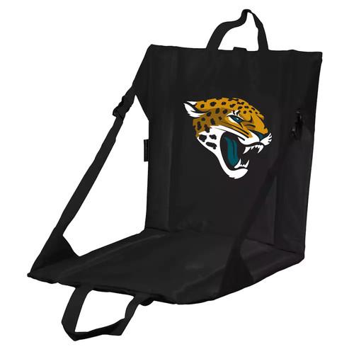 Logo Brands Jacksonville Jaguars Folding Stadium Seat
