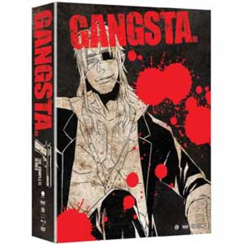 Gangsta.: The Complete Series [Blu-Ray]