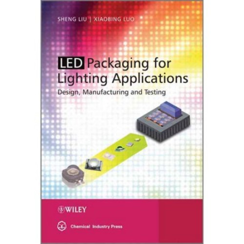 LED Packaging for Lighting Applications: Design, Manufacturing and Testing
