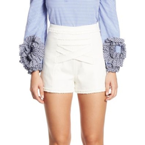 ALEXIS Lilo Cross Front Shorts