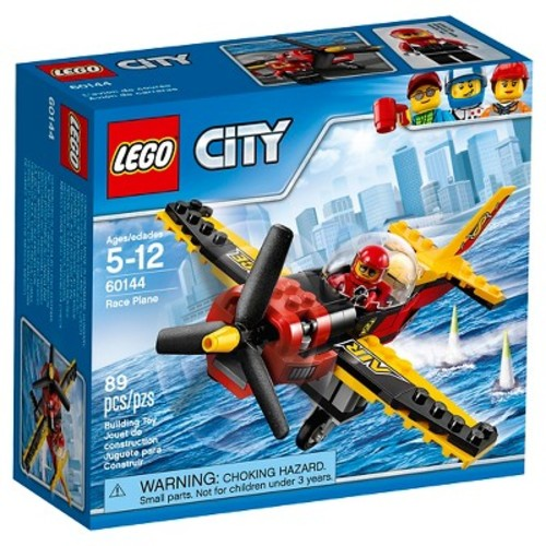 LEGO City Great Vehicles Race Plane (60144)
