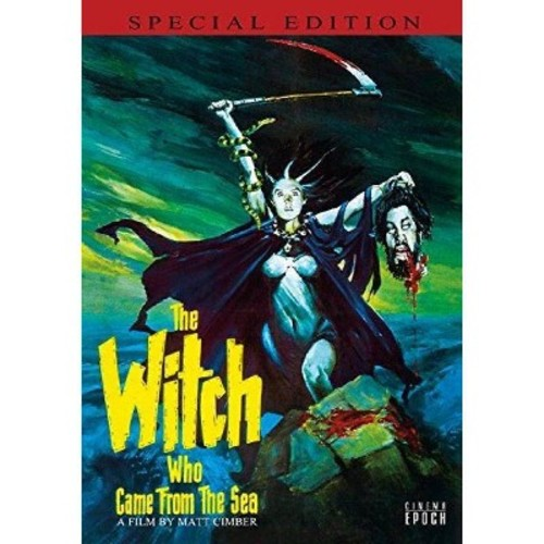 Witch Who Came From The Sea (DVD)