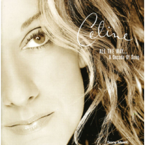 Celine Dion - Playlist: Celine Dion All The Way- A Decade of Song