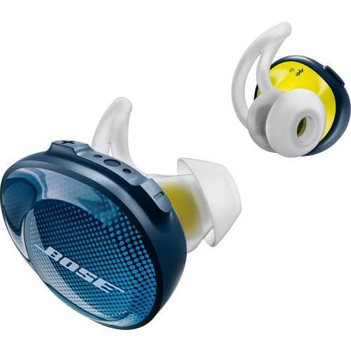 Bose - SoundSport Free wireless headphones - Blue