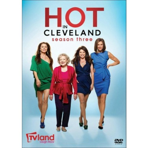 Hot in Cleveland: Season Three (3 Discs) (Widescreen)
