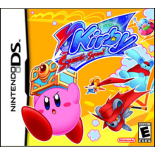 Kirby: Squeak Squad [Pre-Owned]