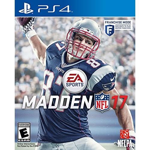 Madden NFL 17 - Standard Edition - PlayStation 4