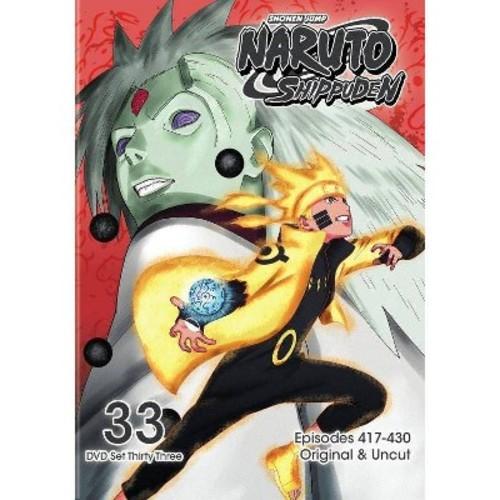 Naruto Shippuden Uncut Set 33 (DVD)