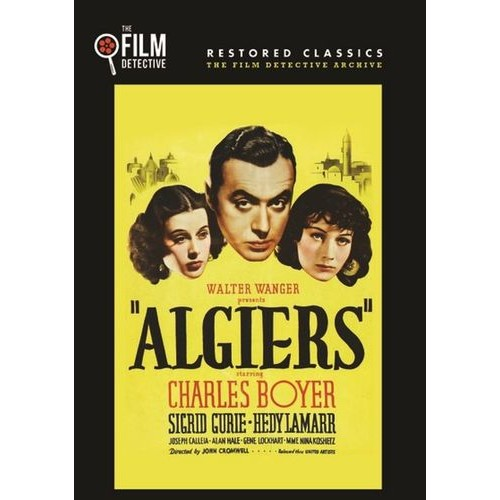 Algiers [The Film Detective Restored Version] [DVD] [1938]