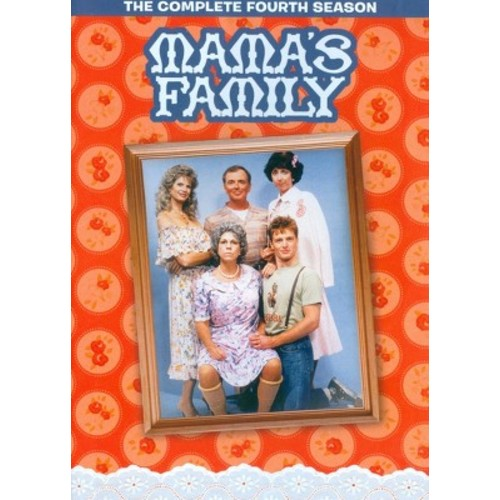 Mama's Family: The Complete Fourth Season [4 Discs] [DVD]