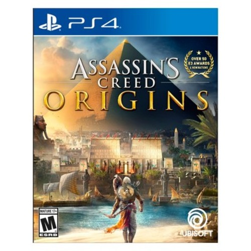 Assassin's Creed: Origins Day 1 Edition, Ubisoft, PlayStation 4, 887256028428
