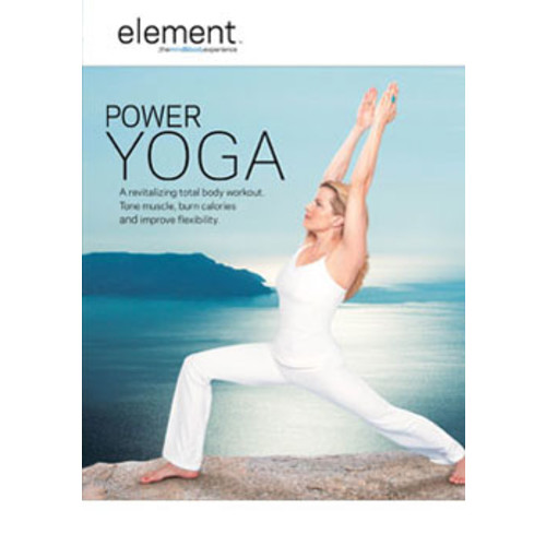 Element: Power Yoga [DVD] [2011]