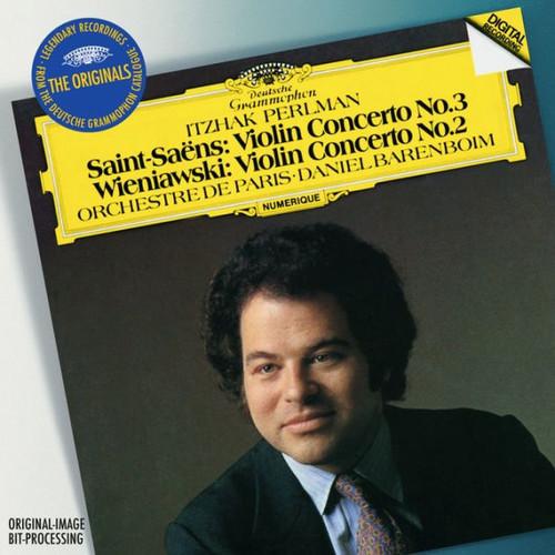 Saint-Sans: Violin Concerto No. 3; Wieniawski: Violin Concerto No. 2