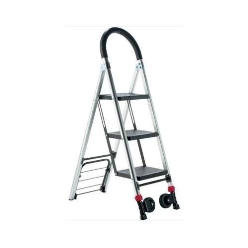 Travel Smart by Conair Ladder Cart [Silver/Black]