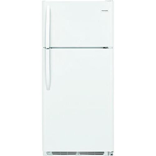 Frigidaire FFHT1821TW ENERGY STAR 18 cu. ft. Top Freezer
