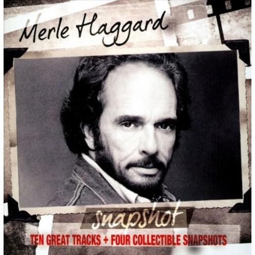 Merle Haggard - Snapshot: Merle Haggard (CD)