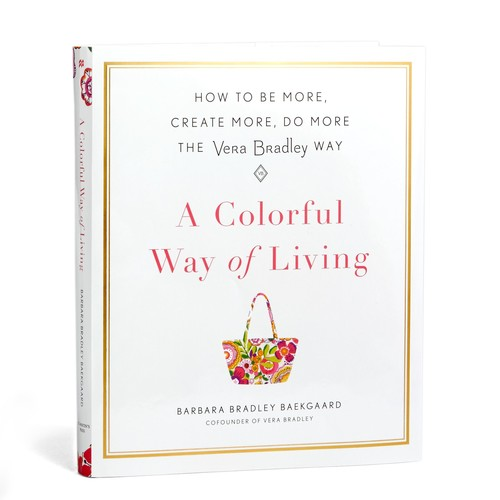 A Colorful Way of Living Book