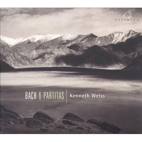 Bach: 6 Partitas [CD]