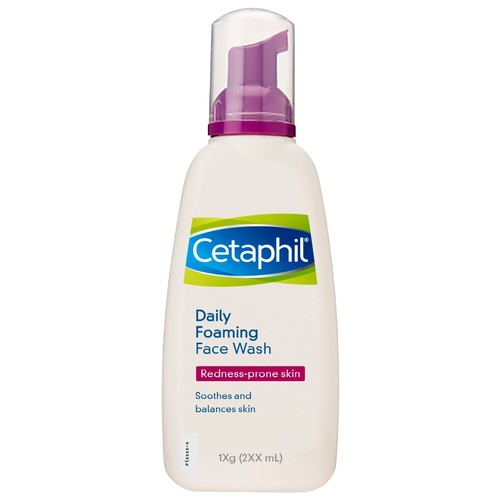 Cetaphil Redness Daily Foaming Face Wash