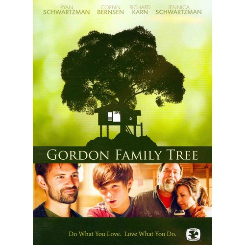 Gordon Family Tree (DVD)