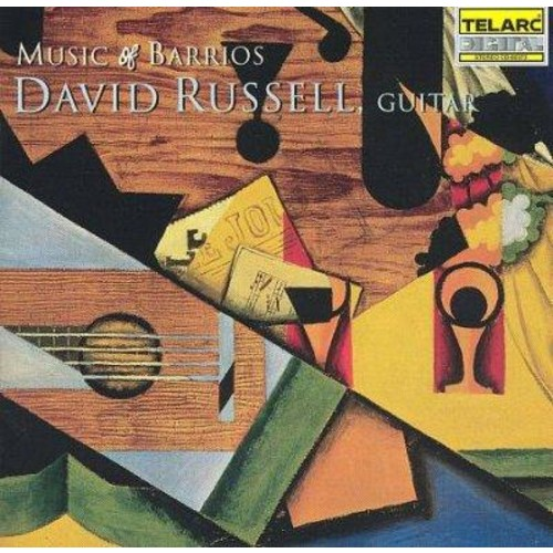 David Russell - Music of Barrios