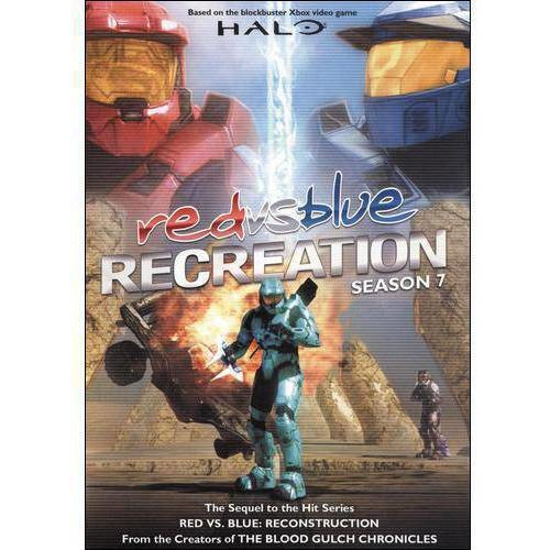 Red Vs. Blue Season 7: Recreation: Burnie Burns, Joel Heyman, Matt Hullum, Michael Joplin, Jack Lee, Shannon McCormick, Geoff Ramsey, Gus Sorola, Gavin Free: Movies & TV