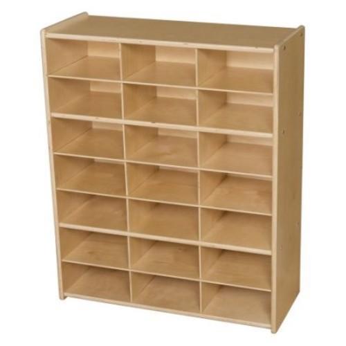 Wood Designs Contender Mailbox Storage Center