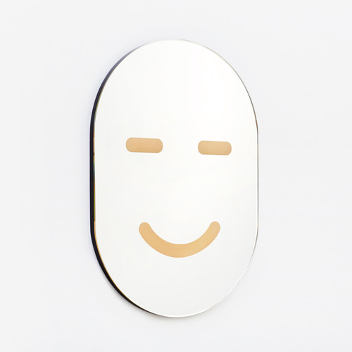 Mirror Masks (Set of 2) [Style 2 : No; Style 1 : No]
