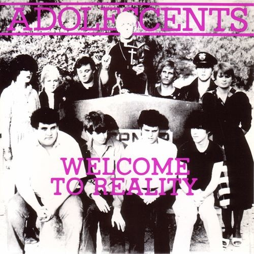 Welcome to Reality [EP] [12 inch Vinyl Single]
