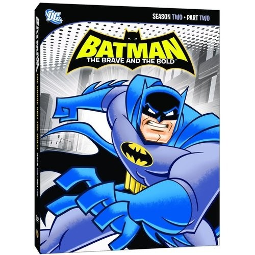 Batman: The Brave And The Bold - Season 2, Part 2 (Widescreen)