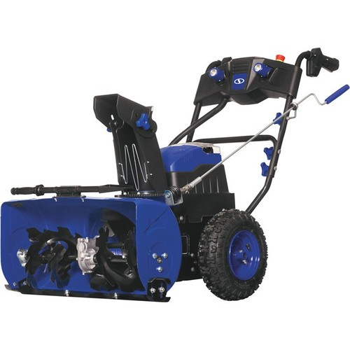 Snow Joe 24in. 80 Volt Lithium-Ion 2-Stage Cordless Electric Snow Blower