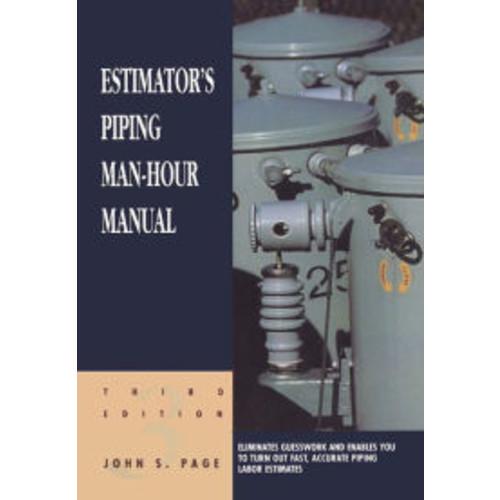 Estimator's Electrical Man-Hour Manual