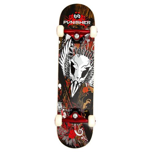 Punisher Skateboards Legends 31-in. ABEC-7 Complete Skateboard