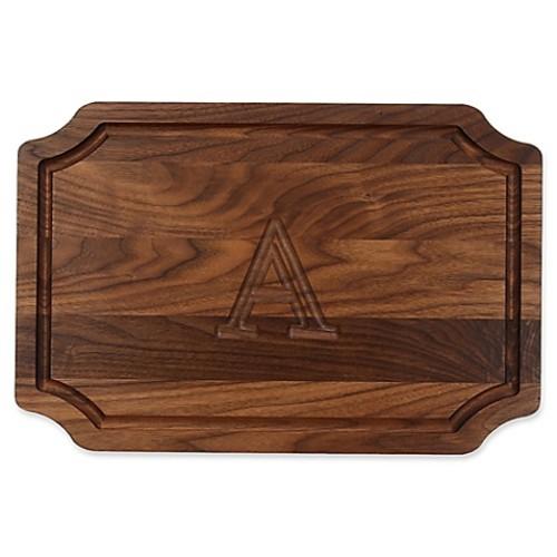 Cutting Board Company BigWood 12-Inch x 18-Inch Letter \
