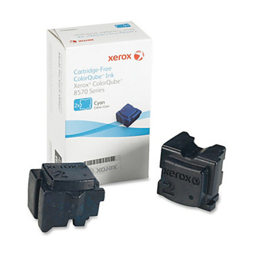 Xerox 108R00926 Solid Ink Stick Cyan 2ct