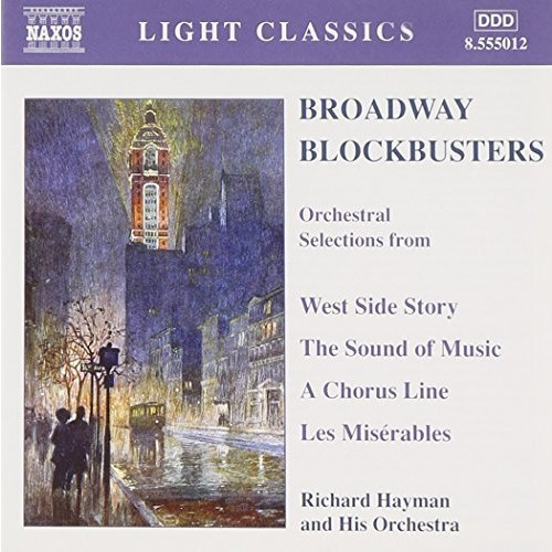 Broadway Blockbusters: Orchestral Selections