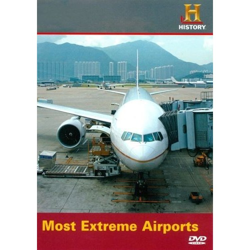 Most Extreme Airports [DVD] [2010]