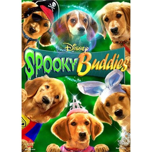 Spooky Buddies (dvd_video)