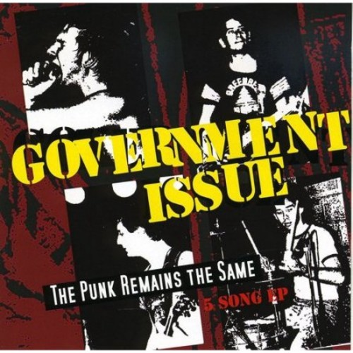 The Punk Remains the Same [CD]