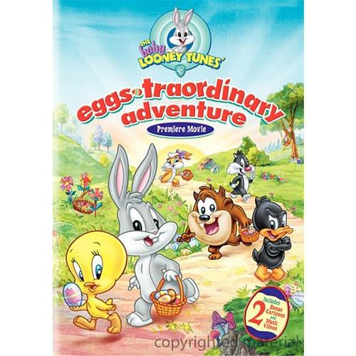 The Baby Looney Tunes Eggs: Traordinary Adventure DVD