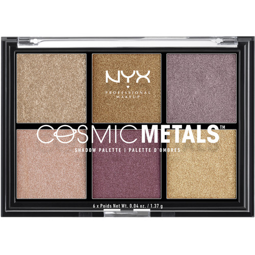 Cosmic Metals Shadow Palette